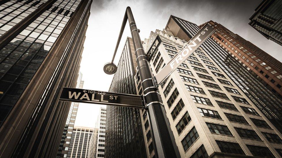 En 1929 se produjo la peor caída de Wall Street.