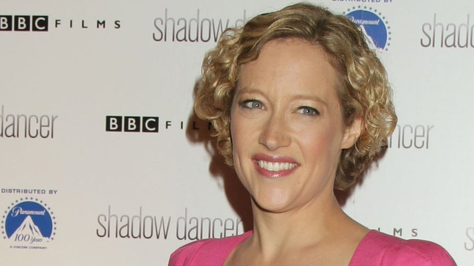 Presenter Cathy Newman reveals school sexual harassment