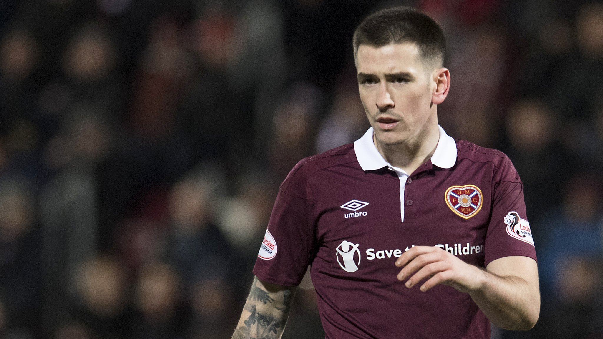 Jamie Walker: Wigan in talks to leave early to rejoin Hearts