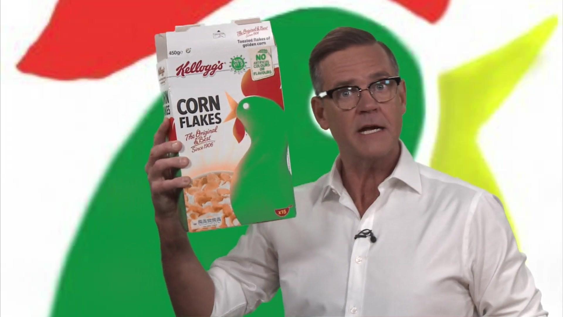 How Corn Flakes became a million dollar idea