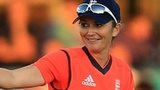 England captain Charlotte Edwards