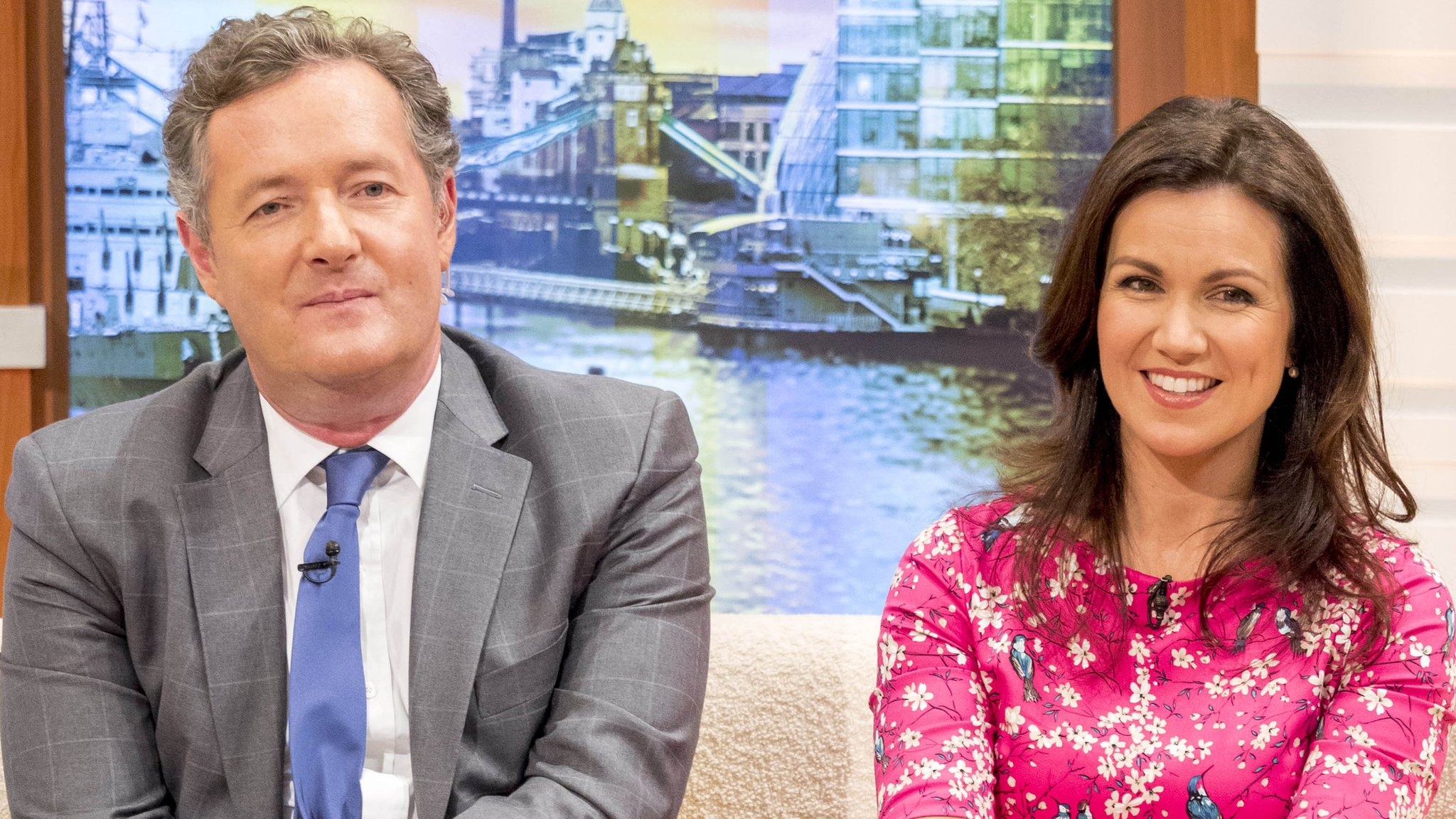 We've ripped up the breakfast TV rule book - Piers Morgan