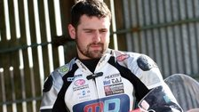 Michael Dunlop at Armoy