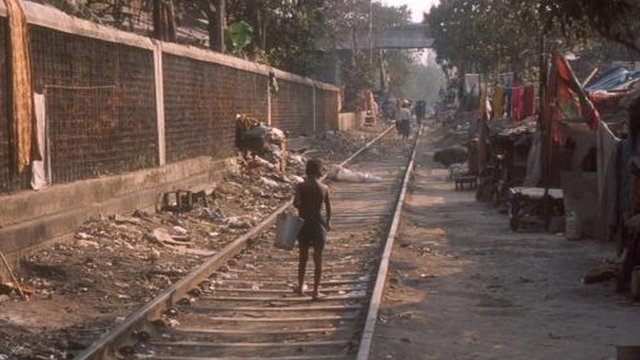 Calcuta, India, en 2001