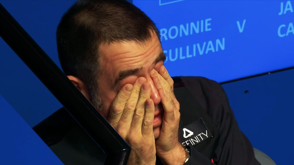 Ronnie O'Sullivan: Where it all went wrong for the five-time champion at The Crucible