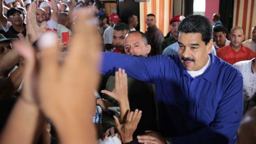 Extiende CNE jornada electoral constituyente de Venezuela