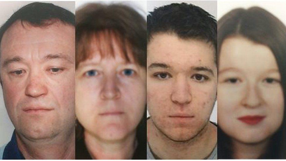 Ex cuñado confesó que asesinó a familia desaparecida en Francia