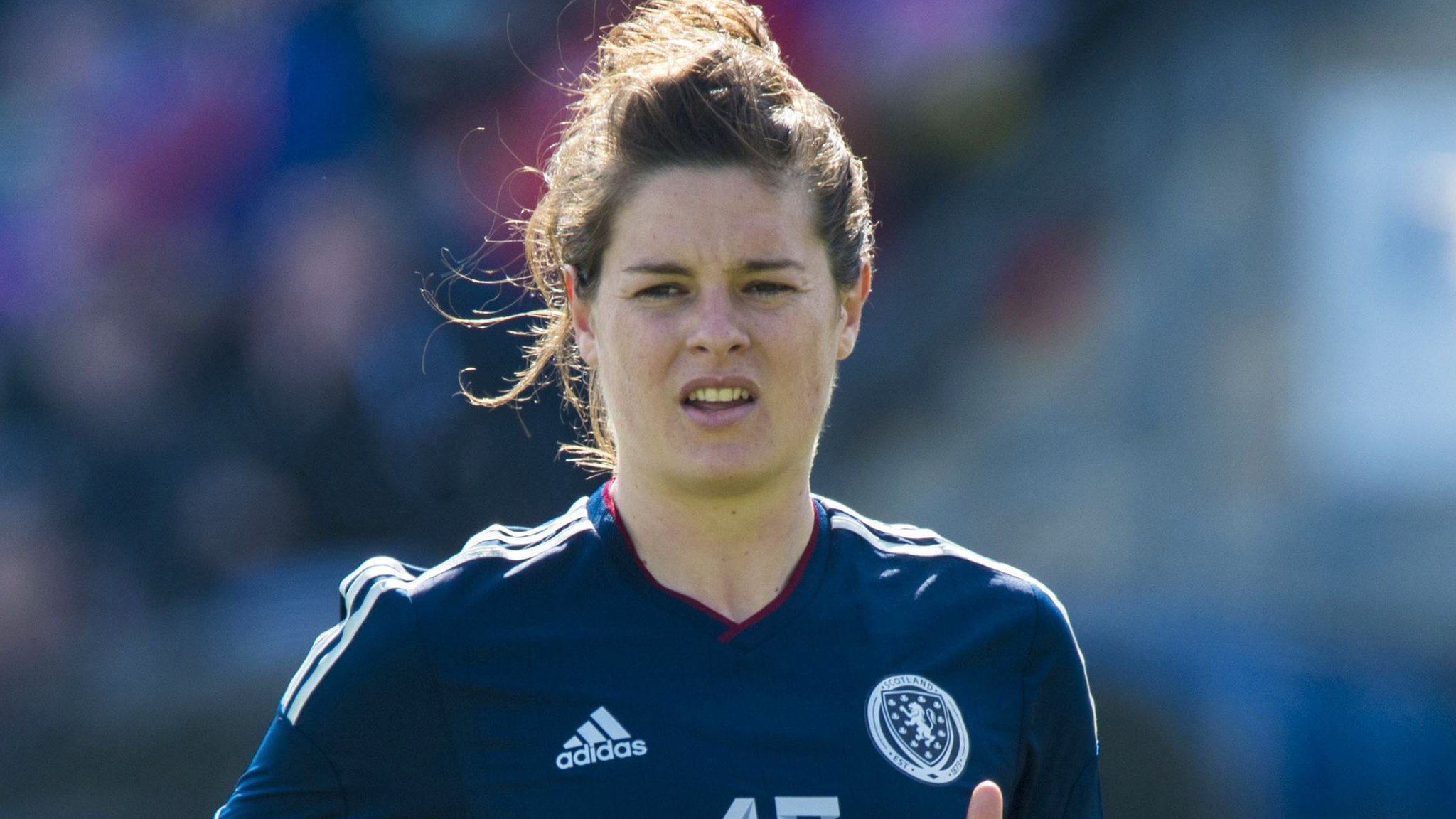 Scotland without injured Beattie for Women's Euro 2017