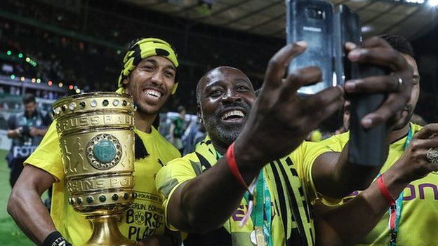 How family man Aubameyang helped put Gabon on the map
