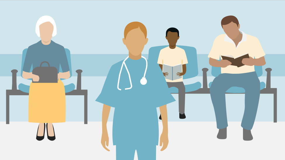 Check NHS cancer, A&E, ops and mental health targets in your area