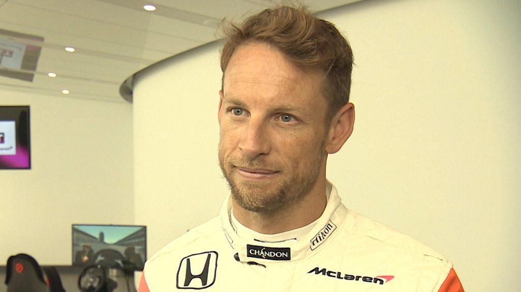Jenson Button 'very excited' for McLaren return at Monaco Grand Prix