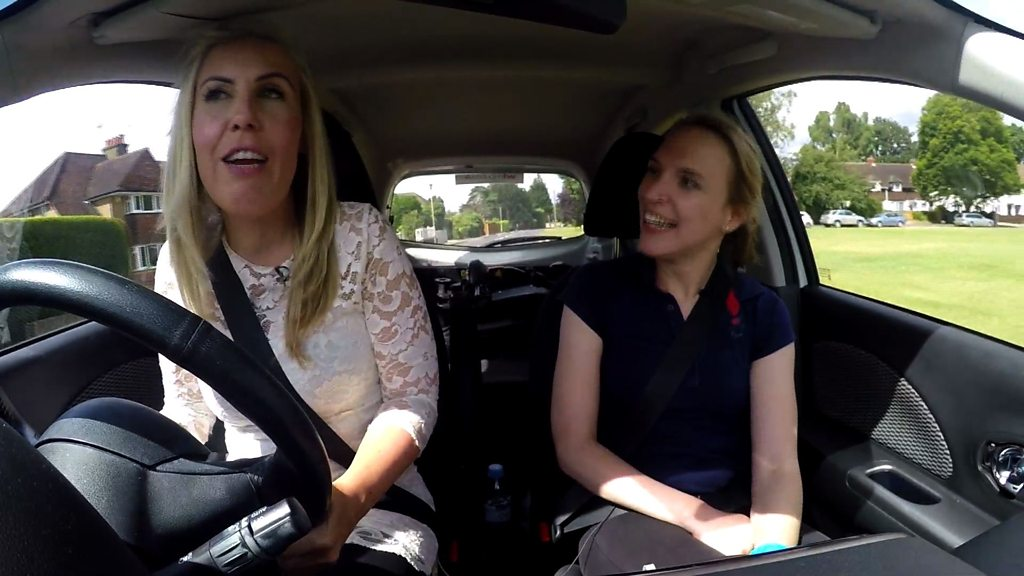 Rio Paralympics 2016: Sophie Christiansen sings Coldplay & talks Rio in Nikki Foxs Car Share