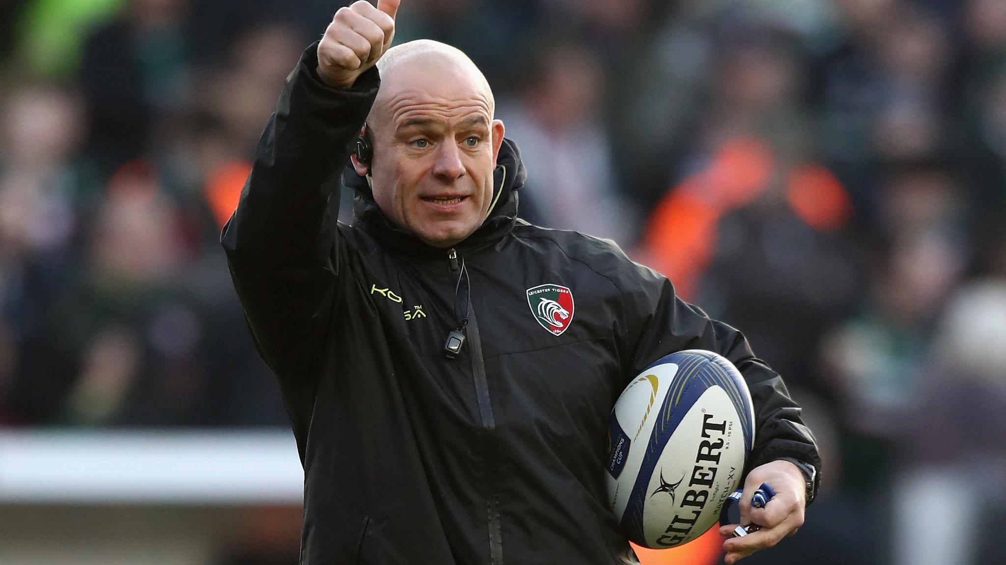 Richard Cockerill: Edinburgh coach targets home-grown talent