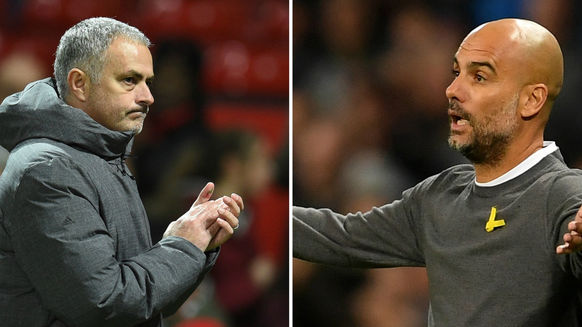 I love Mourinho but would prefer Guardiola in charge of Man Utd - Cantona