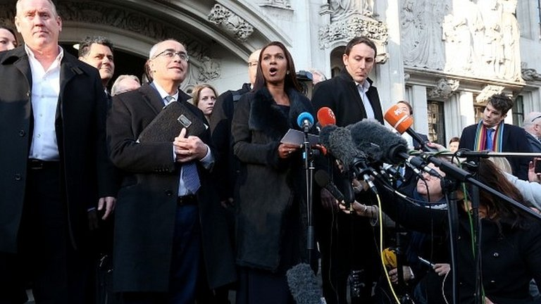 Government loses Brexit appeal