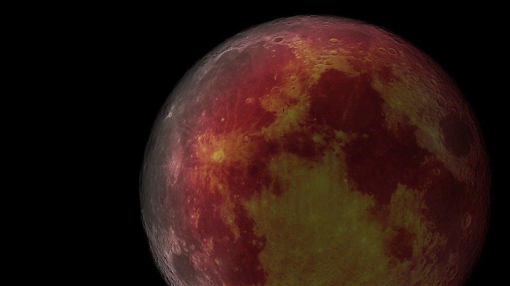 Stargazers set for total lunar eclipse