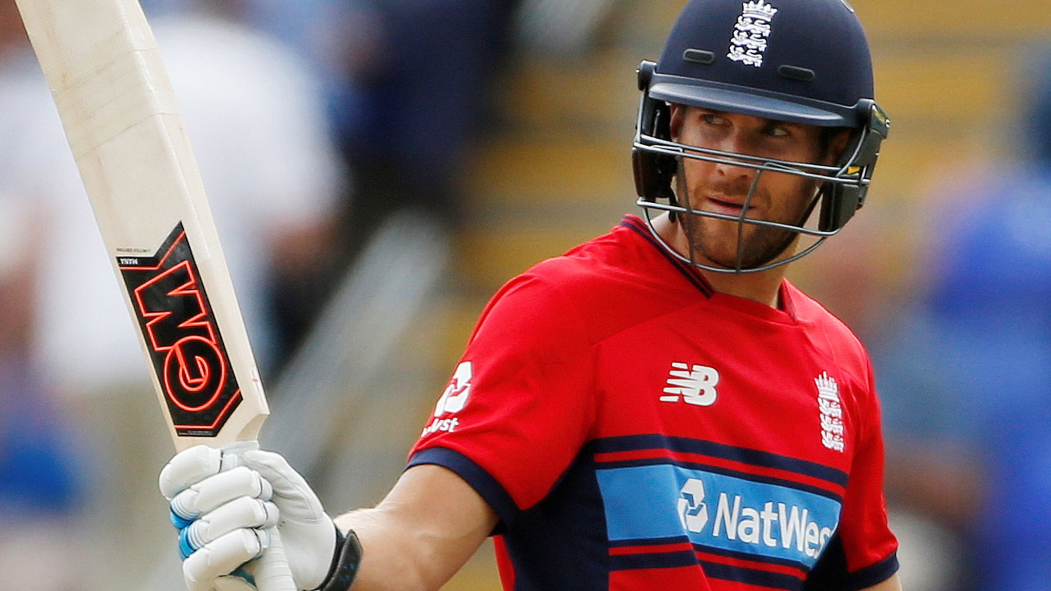 Malan stars as England win T20 series - highlights & report