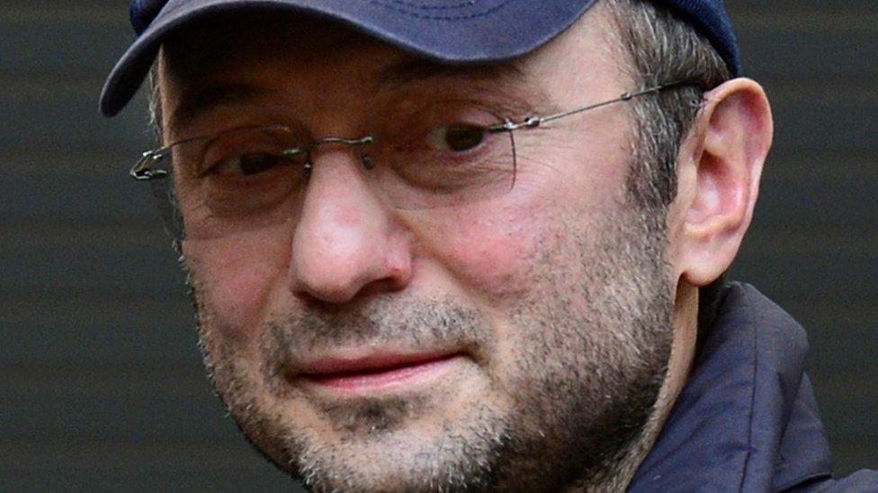 Billionaire Russian lawmaker under investigation in France