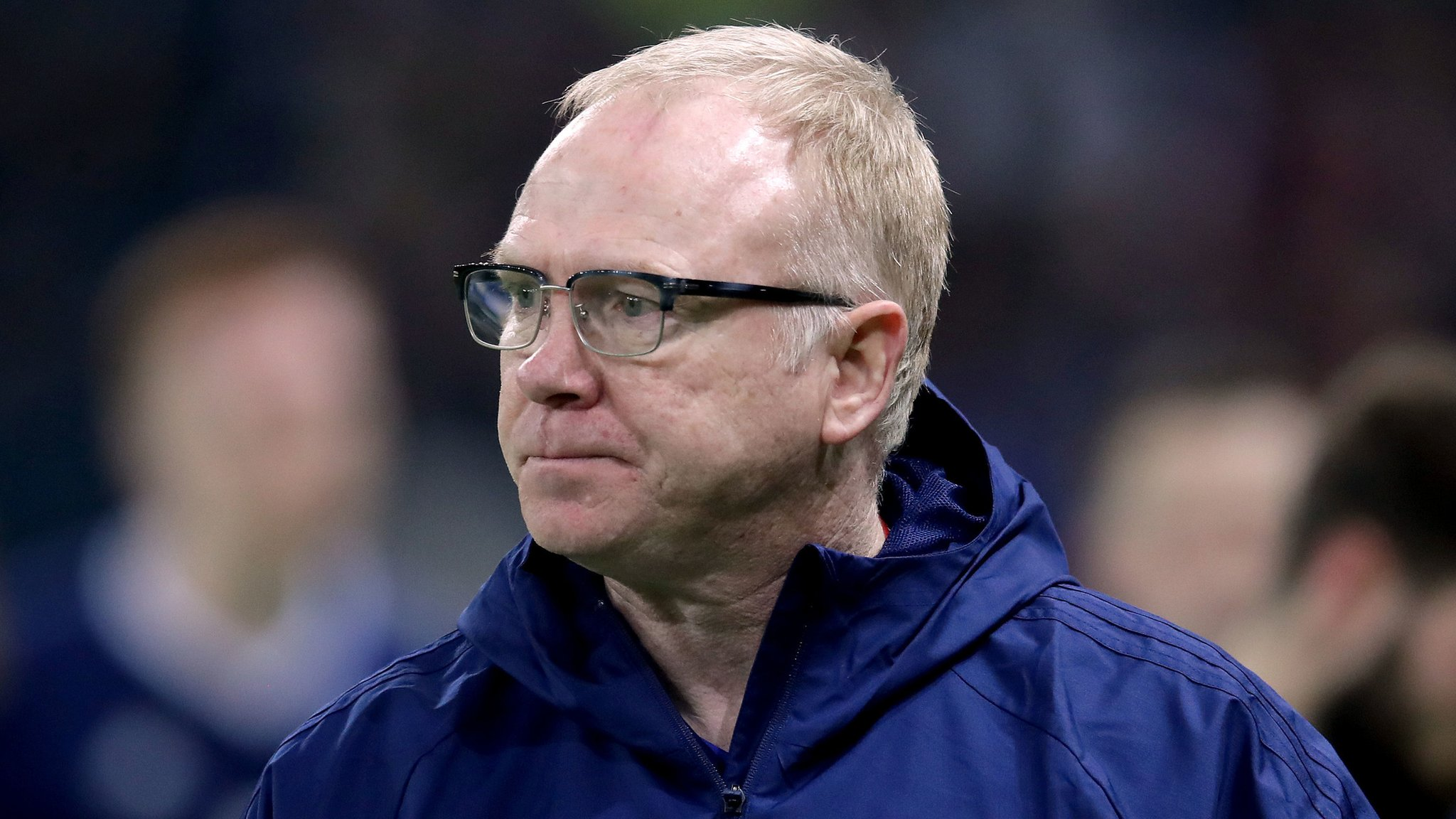 Alex McLeish: SFA must carry the can for appointing him says Steven Thompson