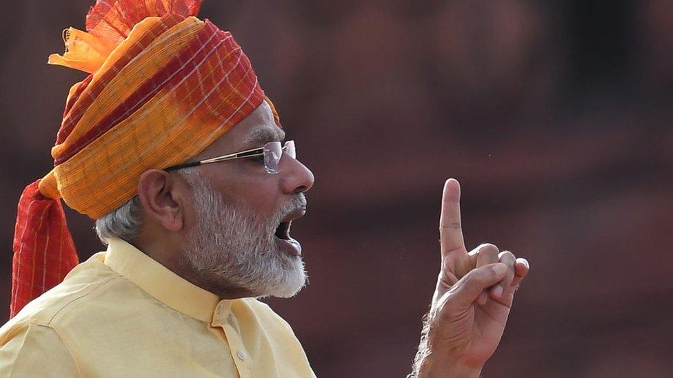 Cambridge Analytica estuvo presente en la campaña que llevó a Modi al poder en India, según un vicepresidente de la empresa.