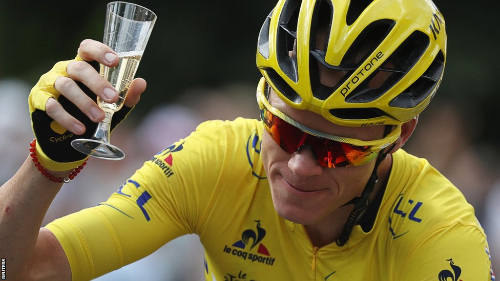 Three-time Tour winner Froome can go on for years - Brailsford
