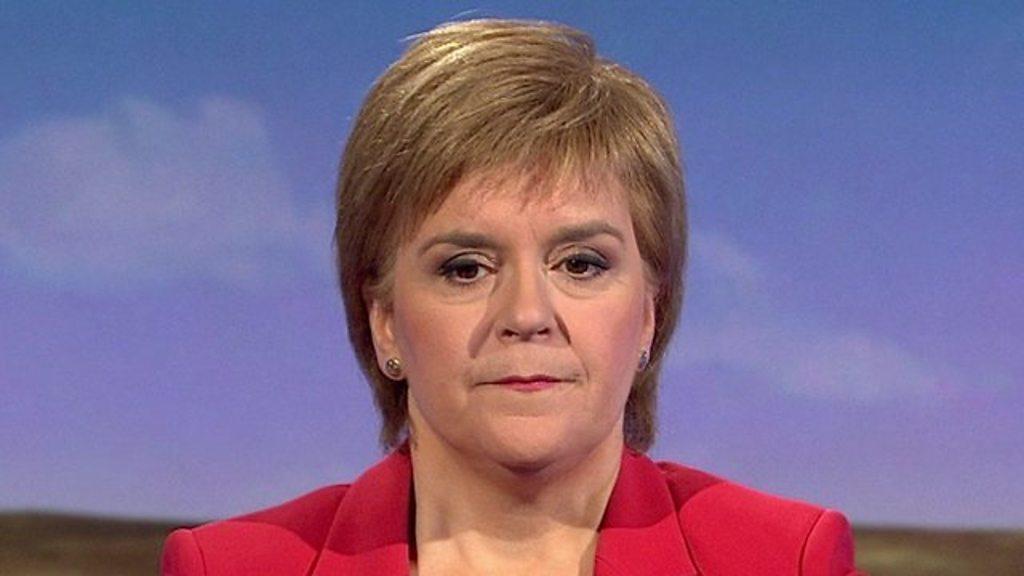 Nicola Sturgeon: Scotland could veto Brexit
