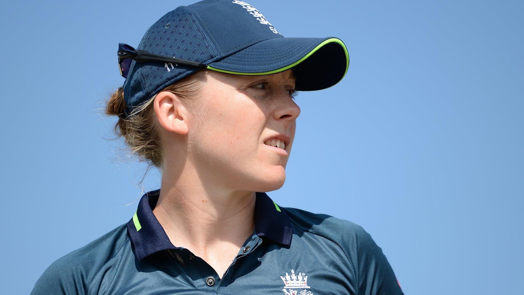 Captain Knight is match-winner as England women win final warm-up