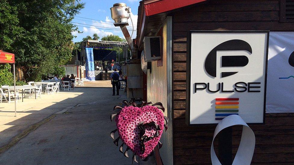 la discoteca Pulse
