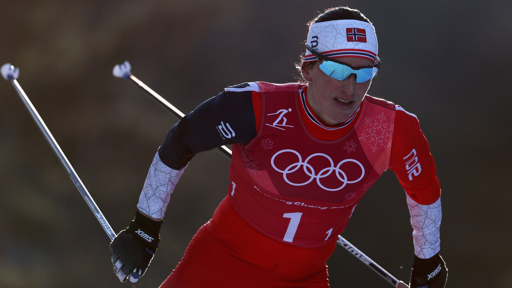 Winter Olympics Norways Marit Bjorgen creates history as USA win team gold