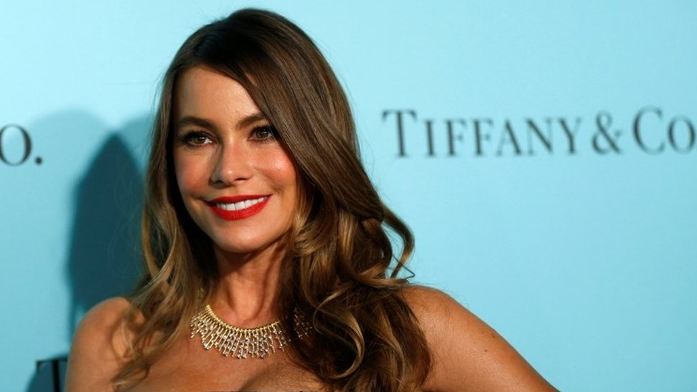 Sofia Vergara: US actress faces lawsuit 'from own embryos'