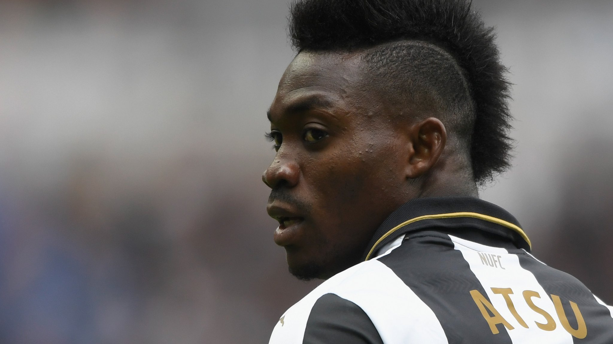 Christian Atsu: Newcastle United sign Chelsea winger on permanent deal