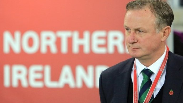 Northern Ireland's O'Neill to take time to decide future