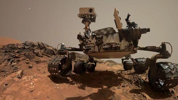 Curiosity rover: 2,000 days on Mars