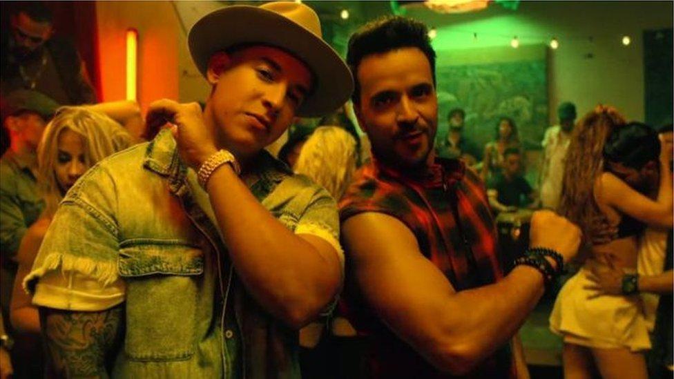 Imagen del videoclip de