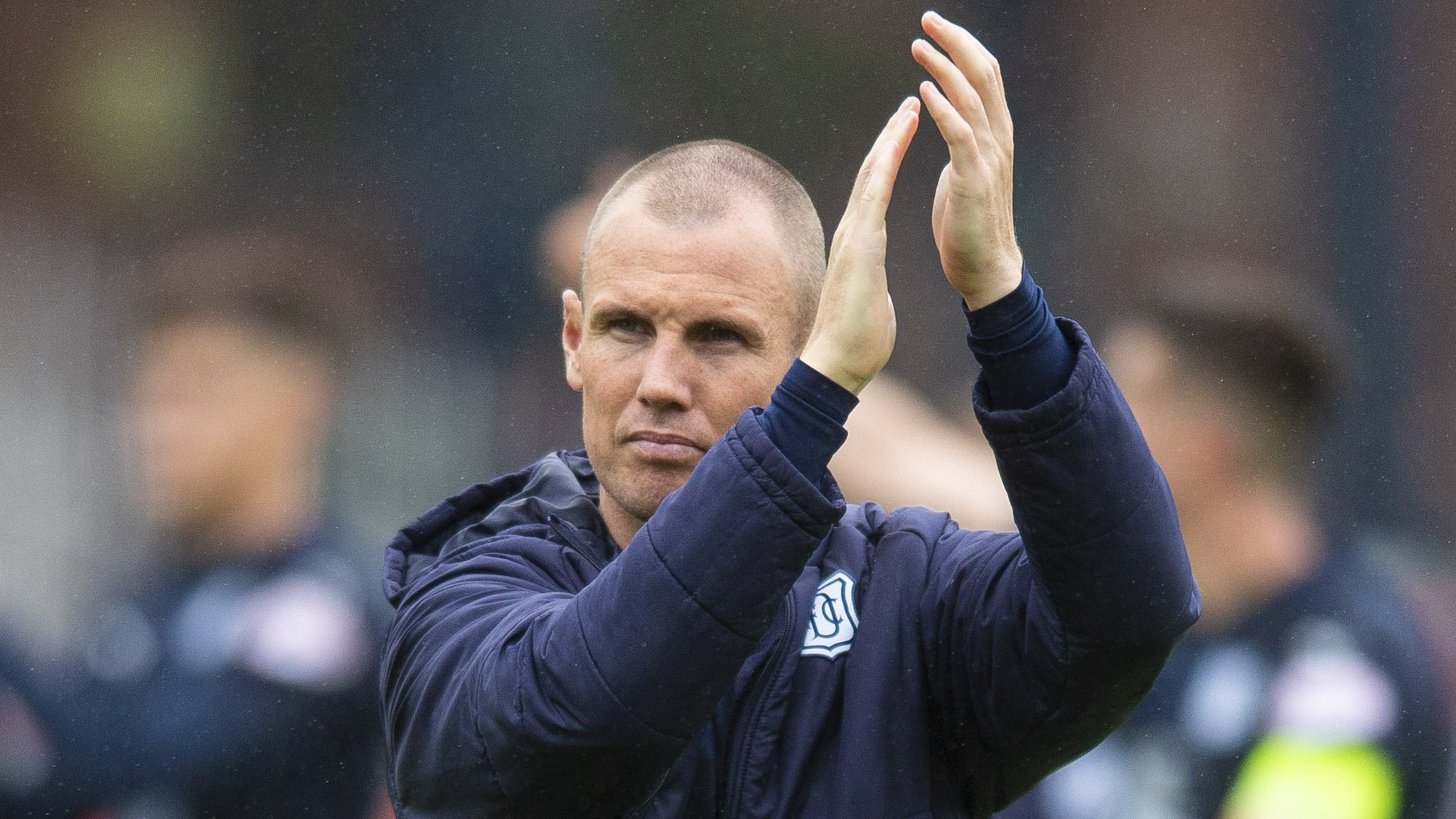 Kenny Miller: Dundee announce striker's departure by mutual consent