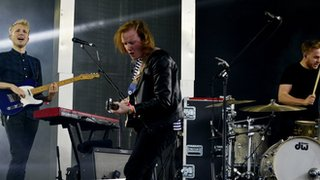 Two Door Cinema Club for Boardmasters