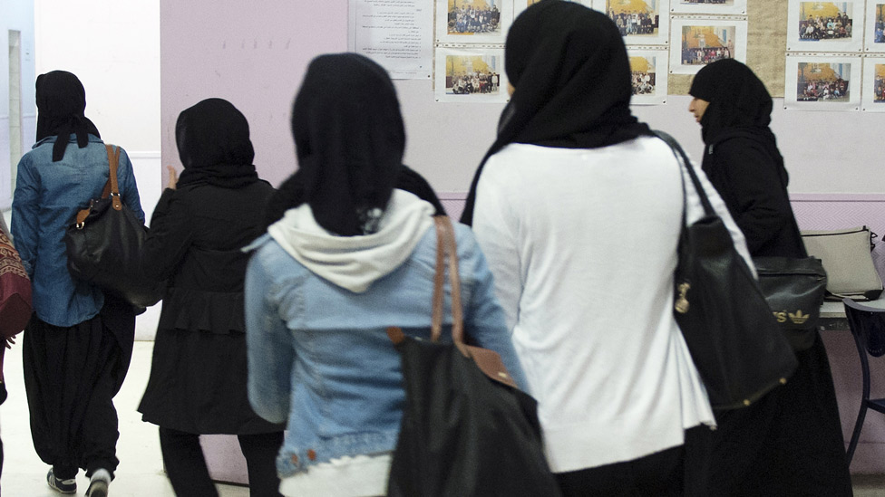 Muslim girls complain of Polish racism on Holocaust study trip