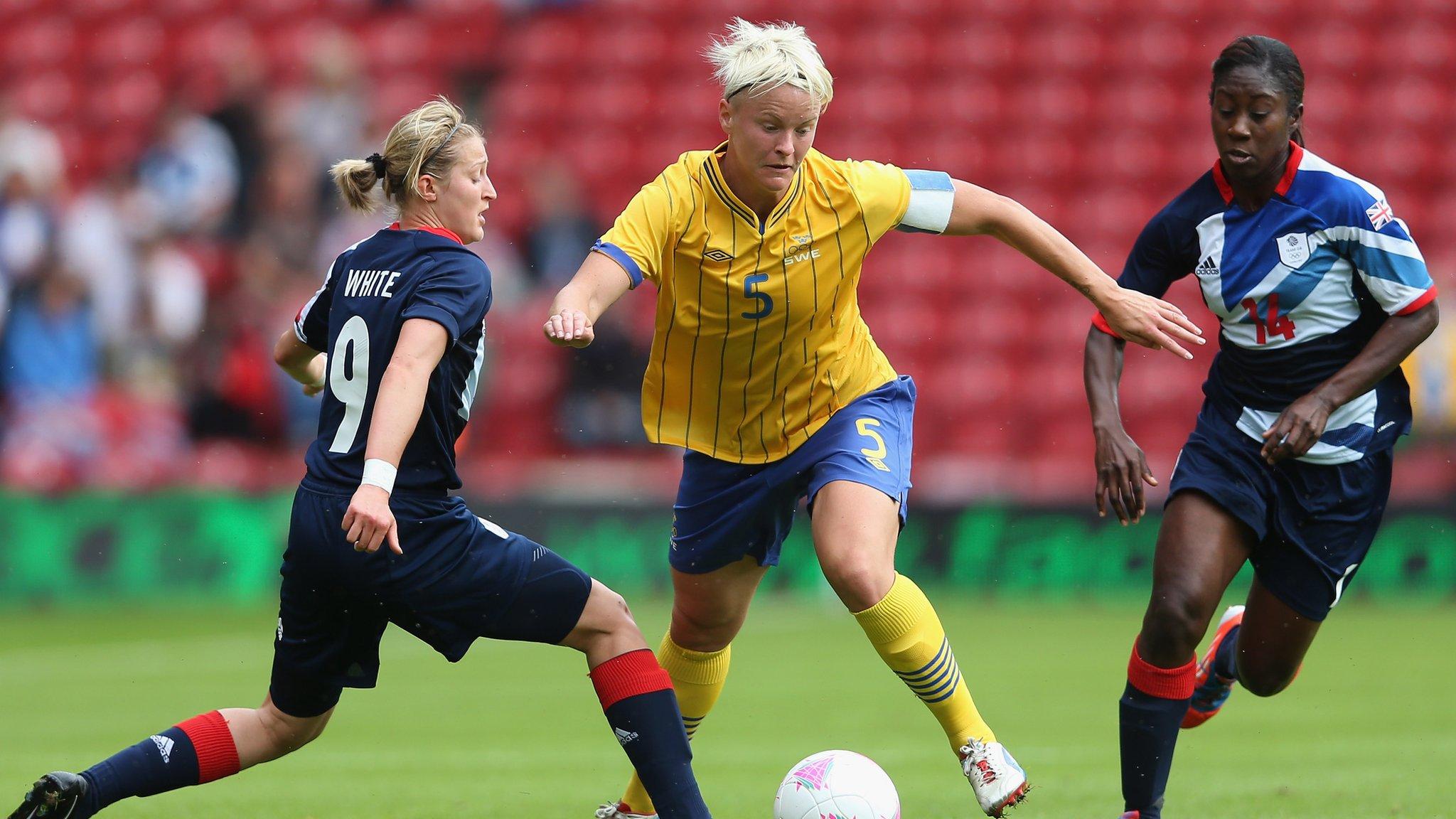 Merit in women's GB Olympic team - Wales chief