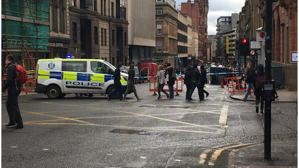 Pirc finds Glasgow axe attacker was 'repeatedly reported to police'