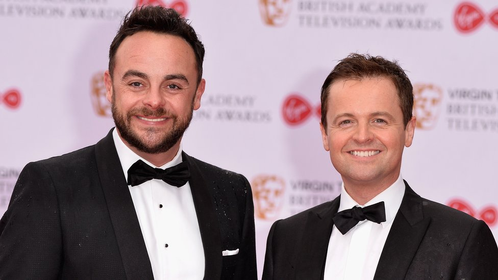 Dec to present Saturday Night Takeaway without Ant