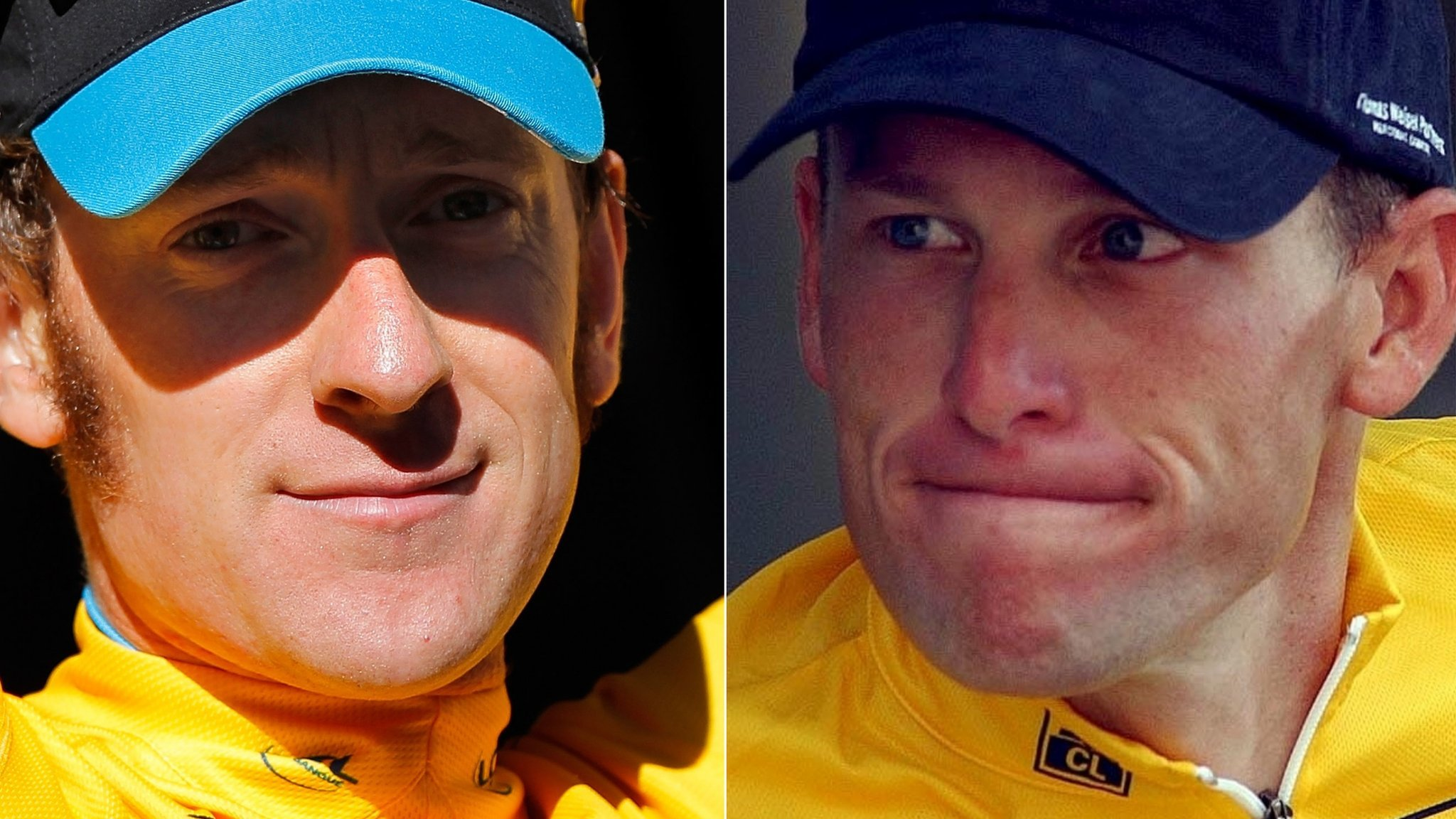 'I'm not asking anyone to agree with me' - Wiggins on why he considers Armstrong an icon