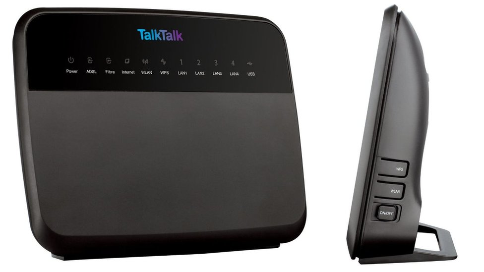 TalkTalk's wi-fi hack advice is 'astonishing'