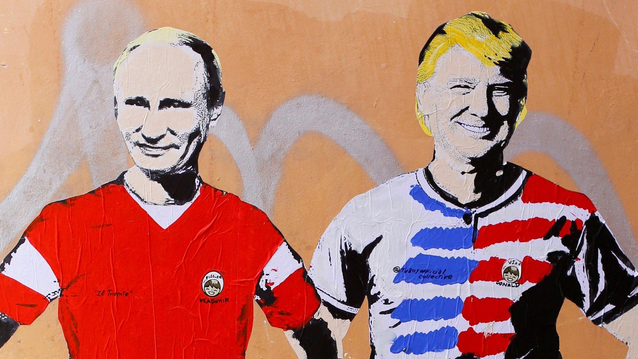 Trump-Putin summit: Why is it a big deal? | BBC