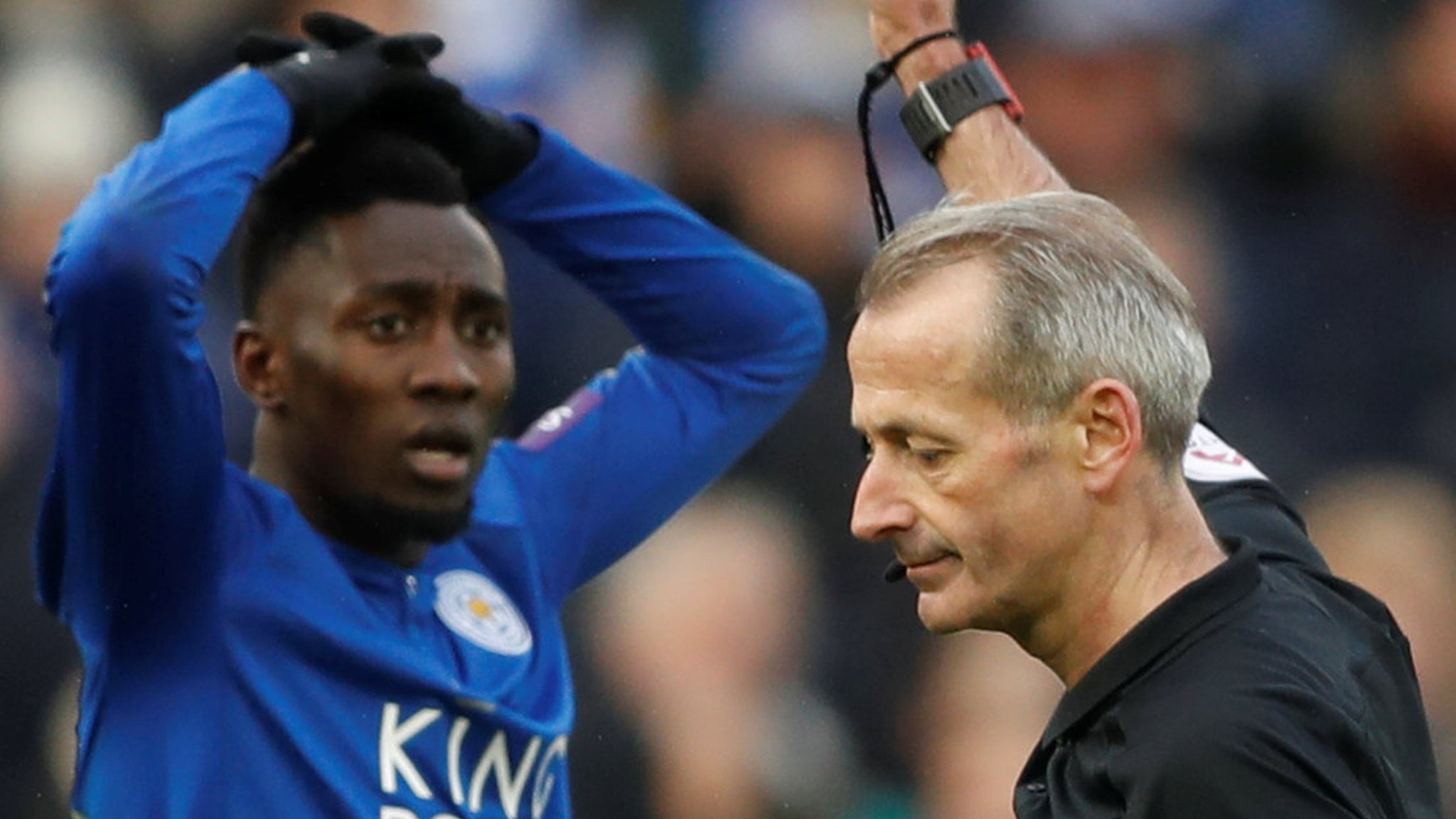 Goal drought ends after 1,106 minutes & Ndidi's unhappy birthday - PL stats