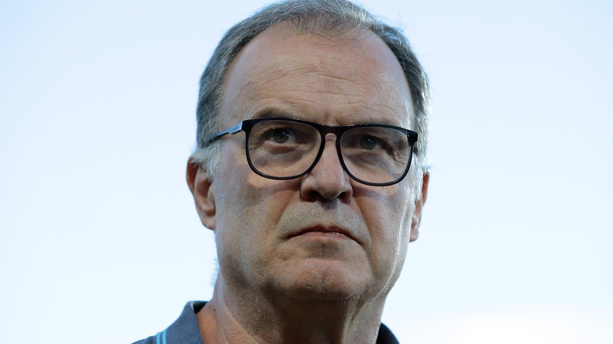 Marcelo Bielsa: Lille suspend coach after latest defeat