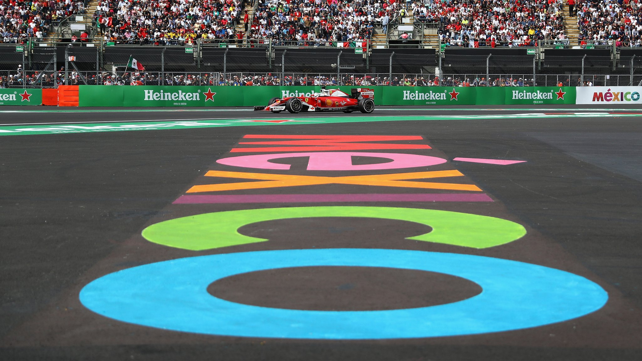 Mexican Grand Prix will go ahead as planned despite earthquake