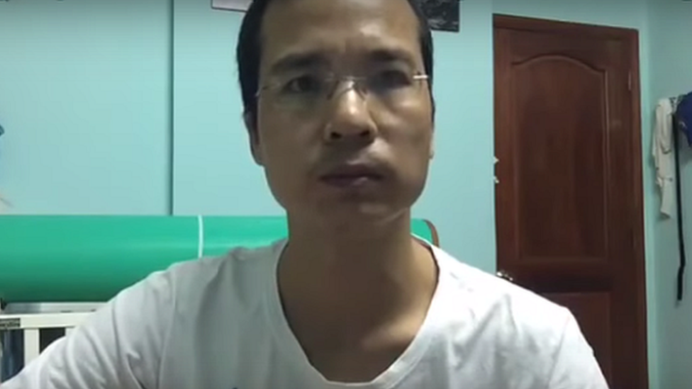Hoàng Dũng 'xin đi tù thay bà Trần Thị Nga'