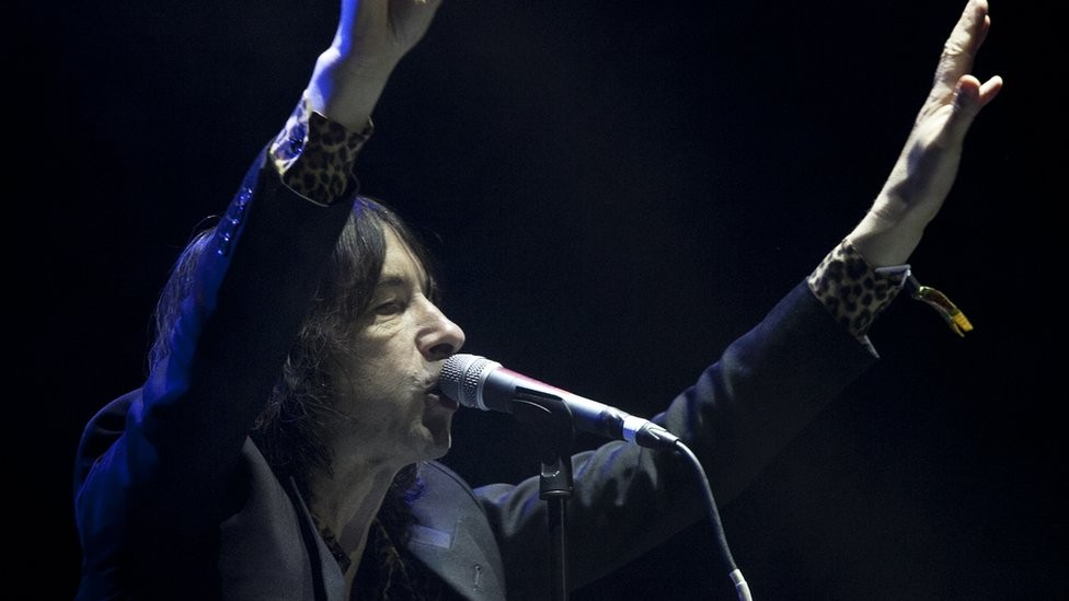 Primal Scream to headline festival