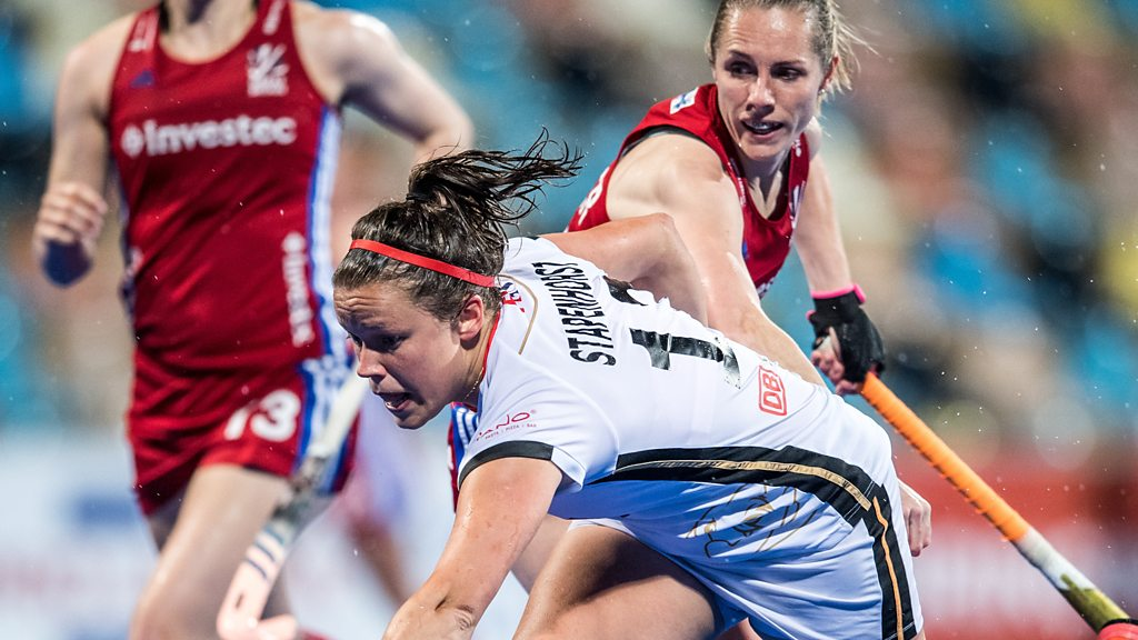FIH Pro League: Germany 2-0 Great Britain - highlights