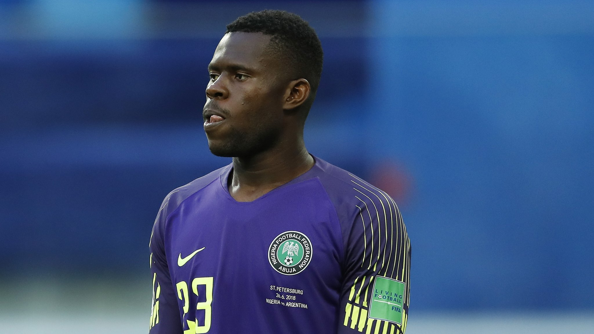 Francis Uzoho: Cypriot club Anorthosis to appeal points penalty